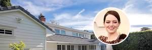 Оскароносна Емма Стоун продає розкішний особняк вартістю в 4 мільйони доларів: фото будинку