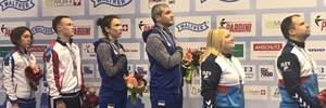 Двое украинцев стали чемпионами Европы в соревнованиях по пулевой стрельбе