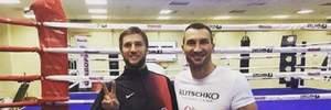 Український спаринг-партнер Кличка і Повєткіна з перемоги дебютував на профі-рингу