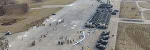 Збройні сили отримали нову техніку, яка раніше не була на озброєнні