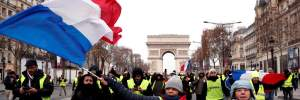 """""""Желтые жилеты"""" проведут очередную акцию протеста в Париже"""
