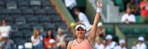 Украинка Козлова выбила представительницу России из престижного теннисного турнира