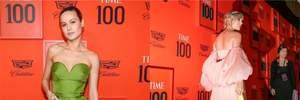 Тейлор Свіфт, Брі Ларсон та інші зірки стали гостями гала-вечора Time: фото розкішних суконь