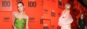 Тейлор Свифт, Бри Ларсон и другие звезды стали гостями гала-вечера Time: фото роскошных платьев