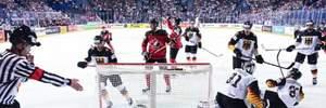Канада познущалася над Німеччиною на ЧС-2019 з хокею, Норвегія здолала Італію: відео