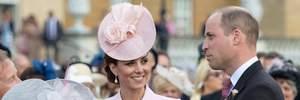 Стильна герцогиня: Кейт Міддлтон зачарувала виходом в елегантній сукні