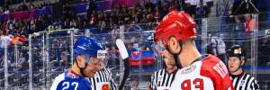 ЧМ-2019 по хоккею: Латвия обыграла Норвегию, Словакия в тяжелом матче победила Данию (видео)