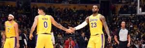 Опубліковано підбірку найкурйозніших моментів НБА від Shaqtin' a Fool: відео