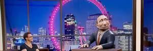 В Великобритании стартует шоу с анимированным Путиным: видео