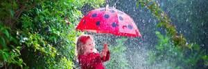 Прогноз погоди на 24 травня: всю Україну заллють дощі