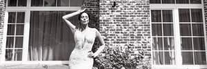 Настя Каменських оприлюднила перше фото у весільній сукні