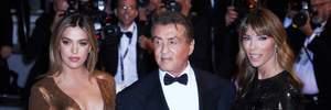 Дочь Сталлоне ошеломила манящим образом на Каннском кинофестивале: фото