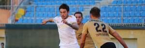 Клуб Первой лиги получил предложение в 300 тысяч гривен за договорной матч