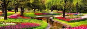 Топ-5 самых красивых парков Европы