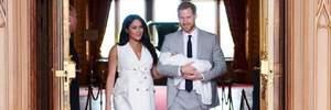 Меган Маркл і принц Гаррі запланували візит в Африку з новонародженим малюком, – ЗМІ
