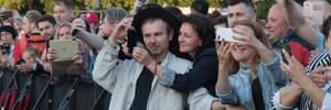 """Гурт """"Океан Ельзи"""" запалює у Києві: фото та відео з концерту"""