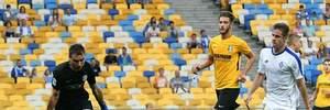34-річний гравець отримав дебютний виклик до збірної України з футболу