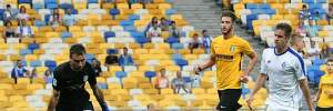34-летний игрок получил дебютный вызов в сборную Украины по футболу