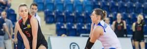Женская сборная Украины уступила Словакии в заключительном матче Золотой Евролиги