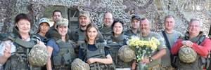 Район Операції об'єднаних сил відвідала офіційна делегація Литви