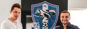 """34-річний екс-гравець """"Шахтаря"""" очолив клуб з Першої ліги"""