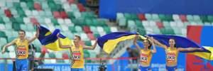 Україна здобула ще дві золоті медалі на Європейських іграх