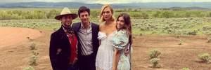 Карлі Клосс і родич Трампа Джошуа Кушнер влаштували друге весілля: романтичні фото