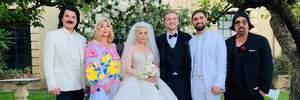 Аліна Гросу влаштувала пишне весілля в Італії: перші фото із зірковими гостями