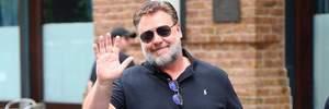 """Рассел Кроу зізнався, чому відмовився від головної ролі у фільмі """"Володар перснів"""": подробиці"""