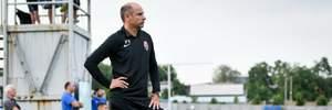 Тренер клуба УПЛ отказался брать легионеров на подготовительные сборы