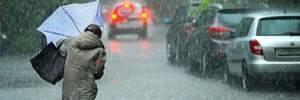 После жары – грозы и град: в Украине объявили штормовое предупреждение