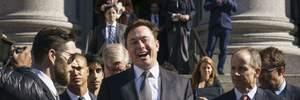 Украинские владельцы Tesla записали видео для Маска – он лаконично ответил
