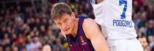 """""""Барселона"""" решила оставить украинского баскетболиста"""