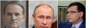 Поцілувати Путіна: Садовий розчавив Мураєва та Медведчука влучним порівнянням