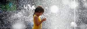 Прогноз погоды на 22 июля: в Украине будет жарко, но дождливо