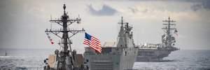 Американские военные готовят операцию в Персидском заливе