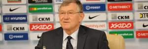 Известный украинский тренер возглавил европейскую сборную по футболу