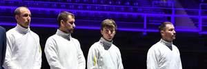Збірна України з фехтування на шпагах вийшла у фінал Чемпіонату світу