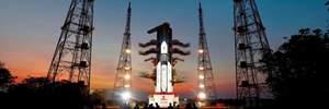"Индия запустила на Луну станцию ""Чандраян-2"""