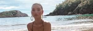 Ельза Госк показує, який купальник додасть максимальної сексуальності на пляжі: фото моделі
