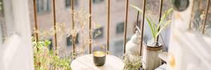 Як зробити балкон улюбленим місцем відпочинку вдома