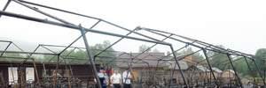 Страшный пожар произошел в детском лагере под Хабаровском в России: много жертв