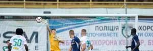 """""""Ворскла"""" и """"Днепр-1"""" сыграли в результативную ничью в Полтаве, Кравченко был удален (видео)"""