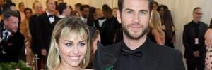 Родичі Майлі Сайрус і Ліама Хемсворта вмовляють їх не розлучатися, – ЗМІ
