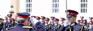 Украинец получил награду британской Королевской военной академии: как ему это удалось