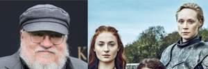 """Творець """"Гри престолів"""" Джордж Мартін заявив, що серіал викликав у нього стрес: подробиці"""