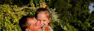 9-річна донька бійця пригадала, як чекала тата з війни: зворушливі слова