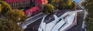 У Львові відкрили перший в Україні Меморіал Героїв Небесної Сотні: неймовірні фото та відео