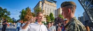 У Зеленського розповіли, чи заплатять Бадоєву і Коляденко за режисуру Ходи гідності