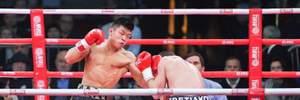 Непереможний український боксер впевнено переміг росіянина в Америці